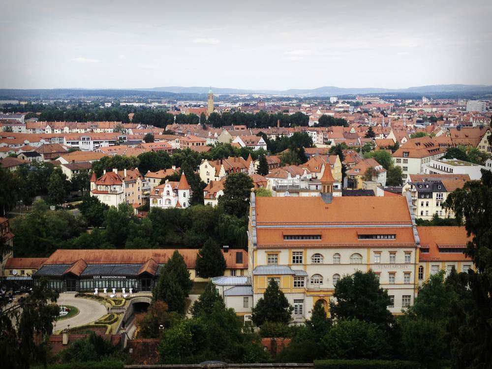 Bamberg is one of the cutest small towns in Germany