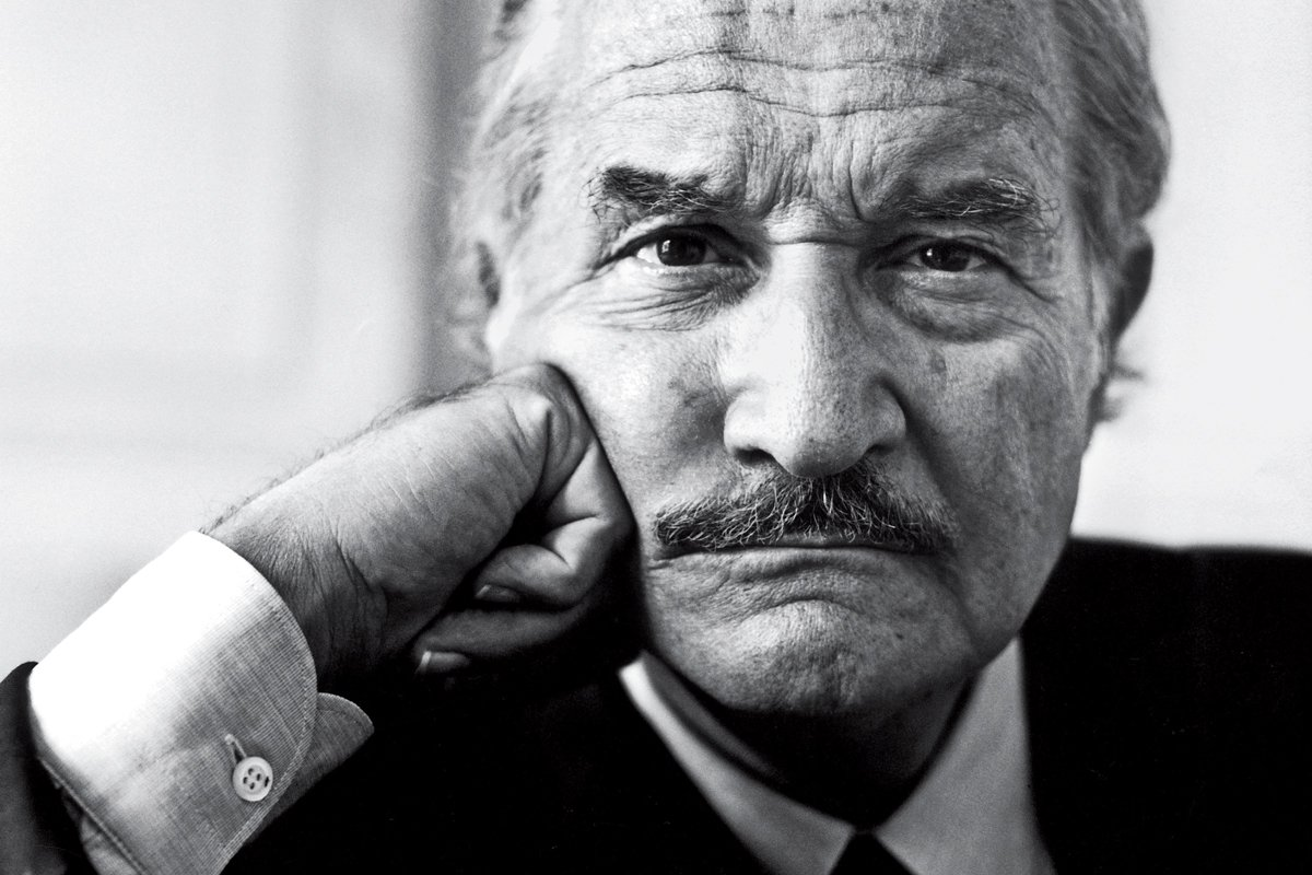 Carlos Fuentes is one of the most influential Latin American authors