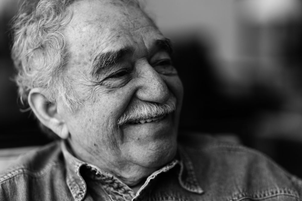 Gabriel Garcia Marquez is one of the most famous Latin American writers ever lived