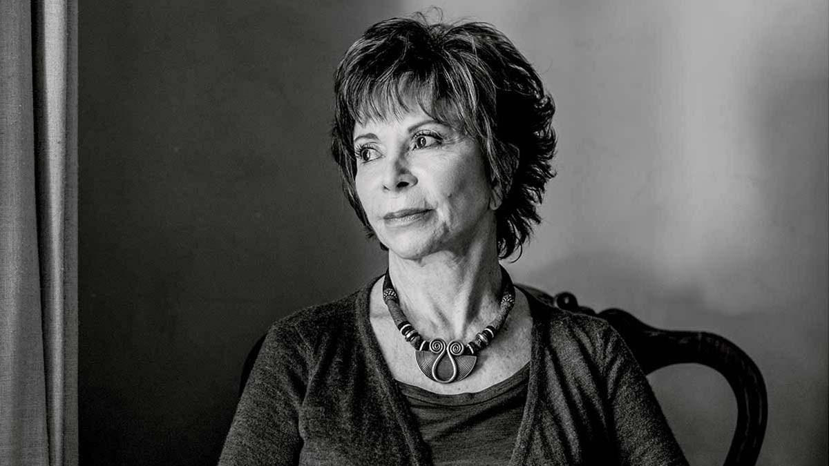 Isabel Allende is one of the most famous writers from Latin America