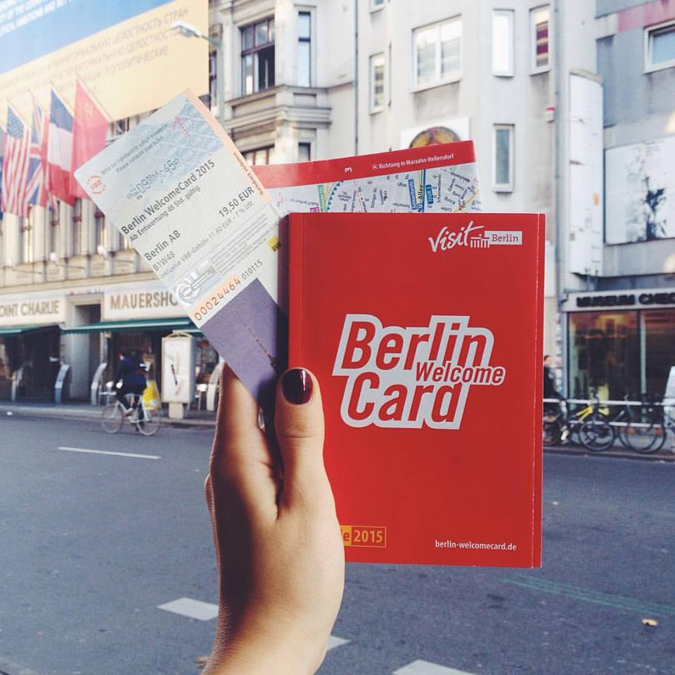 Exploring the #BestOfBerlin
