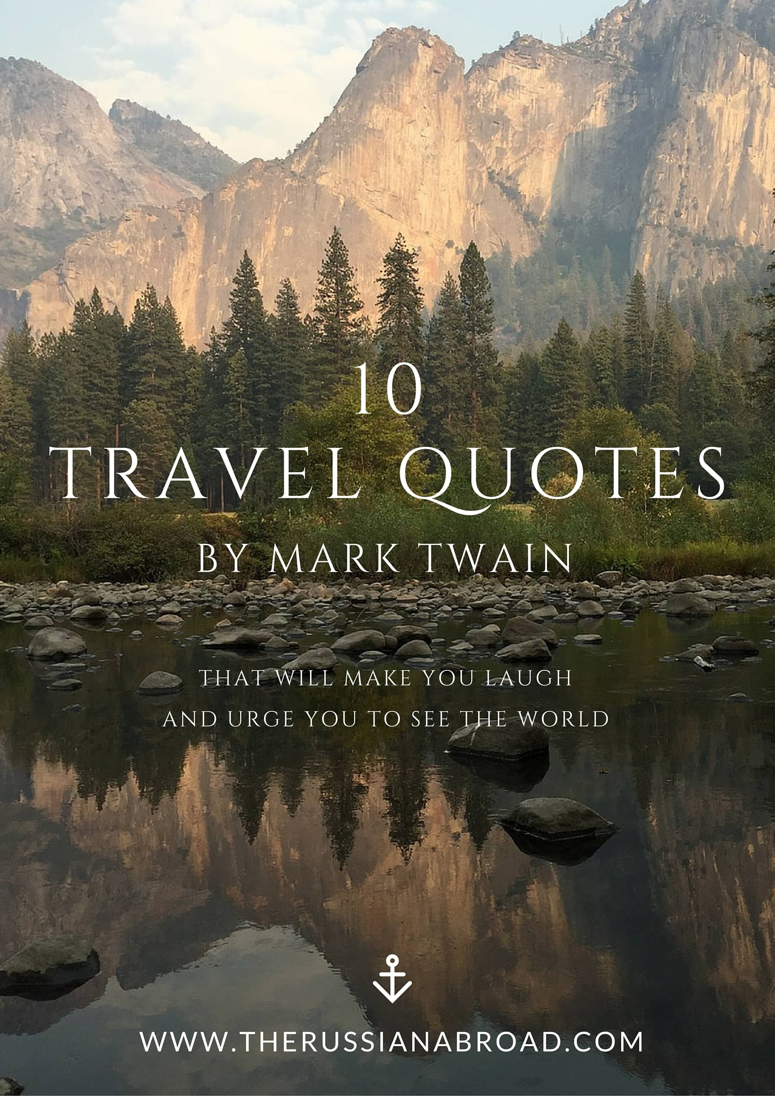 10 Witty Travel Quotes by Mark Twain — The Russian Abroad