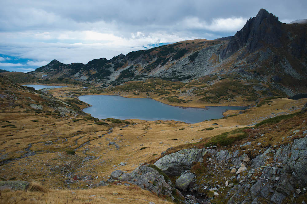Seven Rila Lakes in Bulgaria
