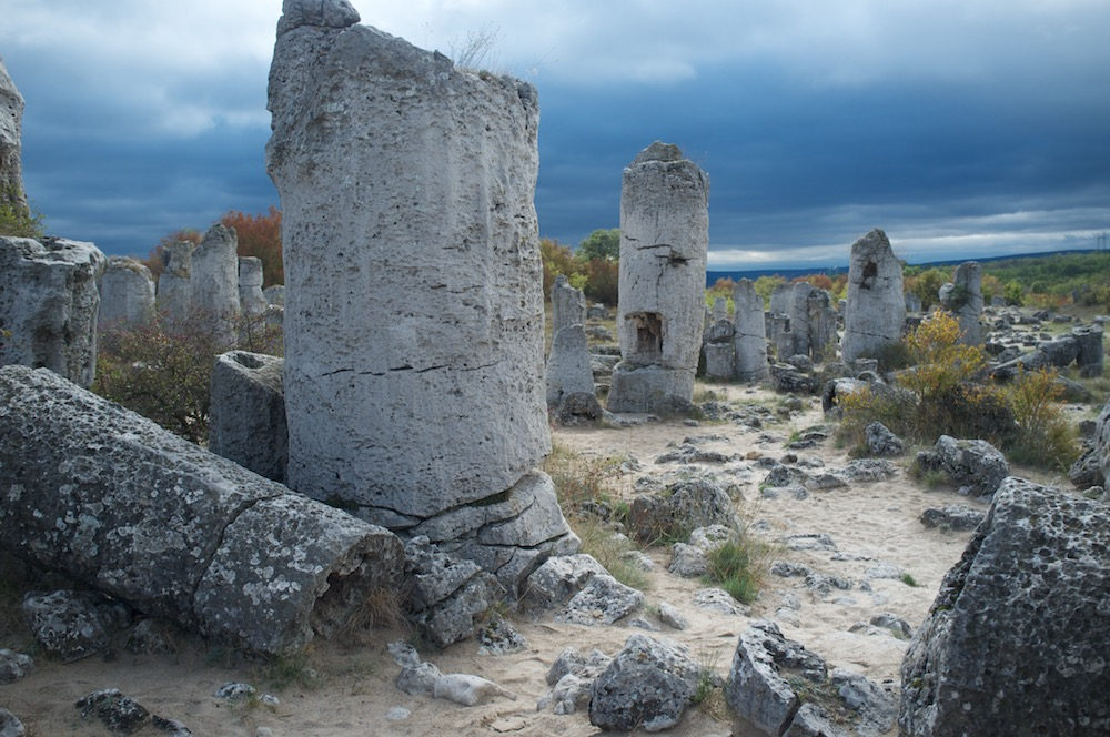Bulgaria travel guide: Stone Forest